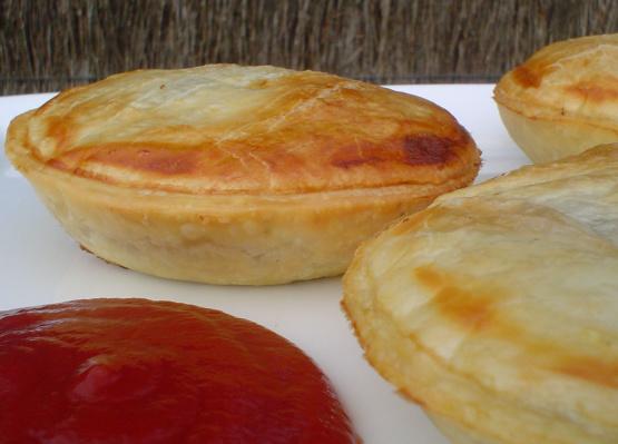 Mini Meat Pies RecipeFood.com
