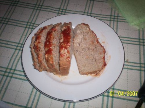 bread machine meatloaf