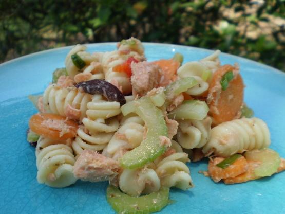recipe: recipe salmon macaroni salad [36]