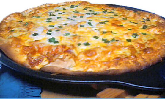 Very nice work, photo of blue cheese guacamole