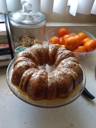 Irish cream bundt cake recipe