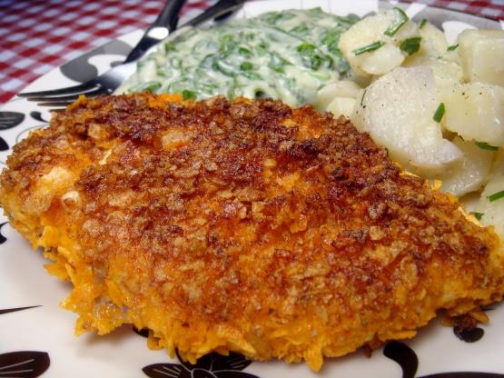 Chicken recipes doritos