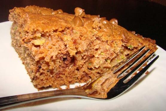 Great-Grandmas Chocolate Zucchini Cake Recipe - Genius Kitchen