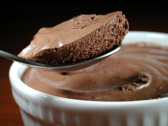 Light Chocolate Mousse Recipe - Food.com