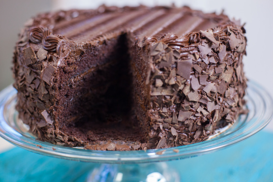 How To Make Chocolate Spread For Cake