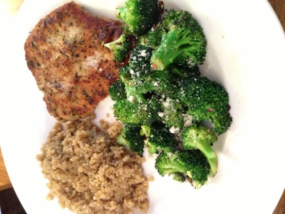 Italian Breaded Pork Chops Recipe - Food.com