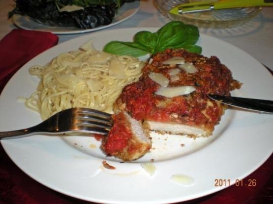 Veal Parmigiana Recipe Genius Kitchen