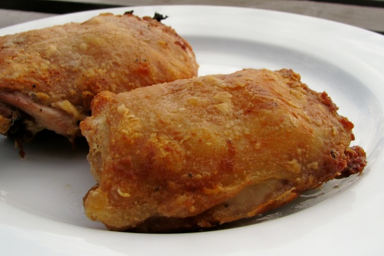 Fried Chicken Breast Easy oven-fried chicken breasts recipe - food.com