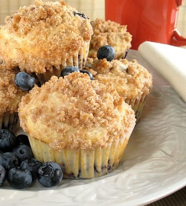 True Food Kitchen Blueberry Muffin Recipe