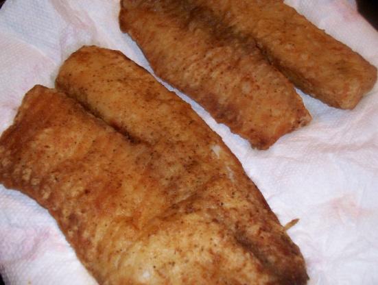 Deep fried tilapia fish recipe genius kitchen for Fried tilapia fish