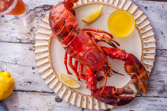 Grilled Lobster Recipe - Genius Kitchen
