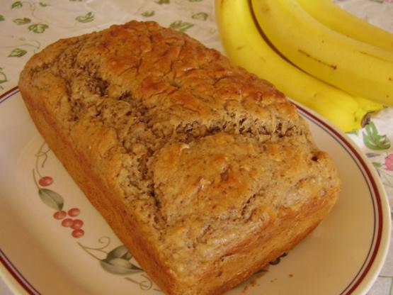 Easy Low Fat Banana Bread 107