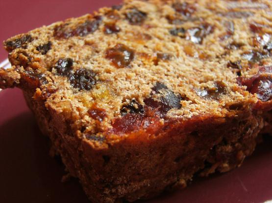 Fat Free Tea Cake Sultanas Recipe