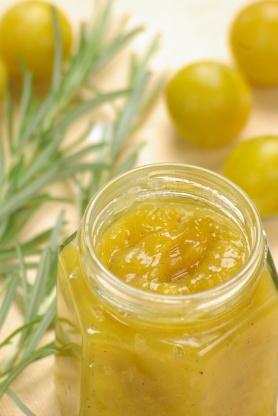 Mirabelle rosemary jam recipe genius kitchen - Plum jam without sugar homemade taste and health ...