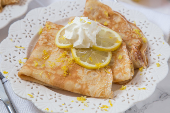 Amazing And Easy Basic Crepes Recipe - Food.com