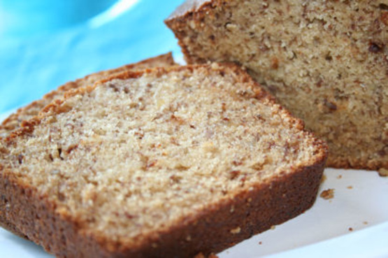 Banana cake recipe with oil and plain flour