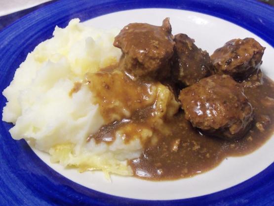Norwegian meatballs in brown gravy recipe genius kitchen - Norwegian cuisine recipes ...