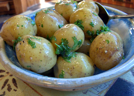 New potatoes recipes with pictures
