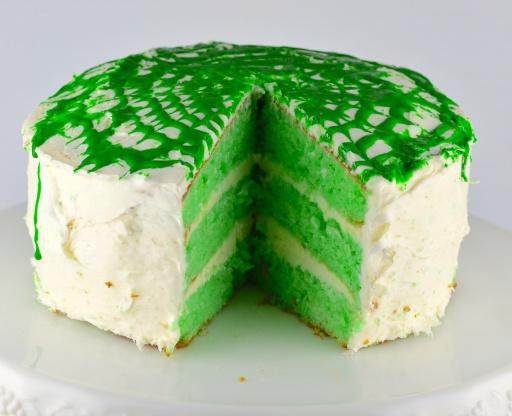Red And Green Velvet Cake Mix