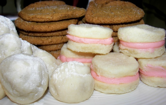 Swedish cream cookies recipe genius kitchen for Authentic new zealand cuisine