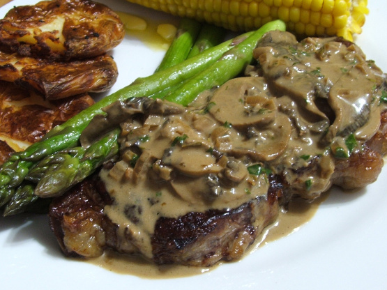 steak diane steak diane steak diane steak diane flamb steak diane ...