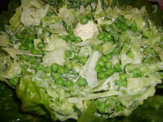 how to make lettuce salad