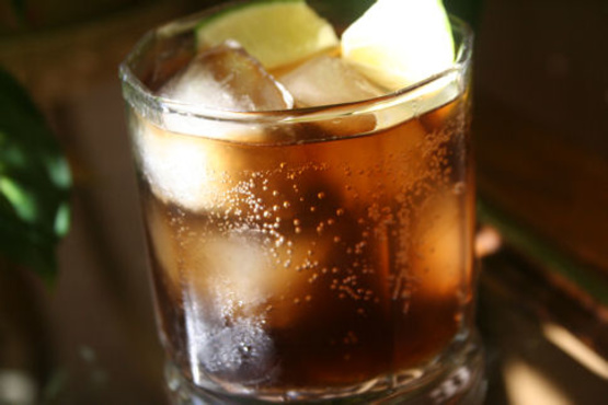 Rum and coke recipe