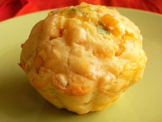 Cornbread Muffins Recipe - Genius Kitchen