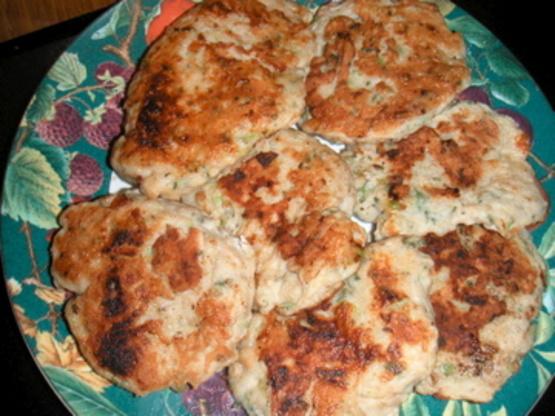 Cajun fish patties recipe genius kitchen for Cajun fish recipes