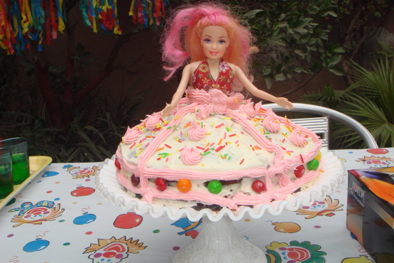 Easy barbie cakes recipes