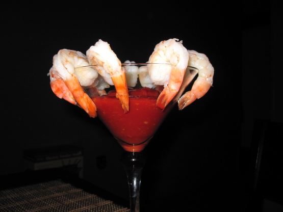 shrimp cocktail cool mexican shrimp cocktail he scoured my fridge and ...
