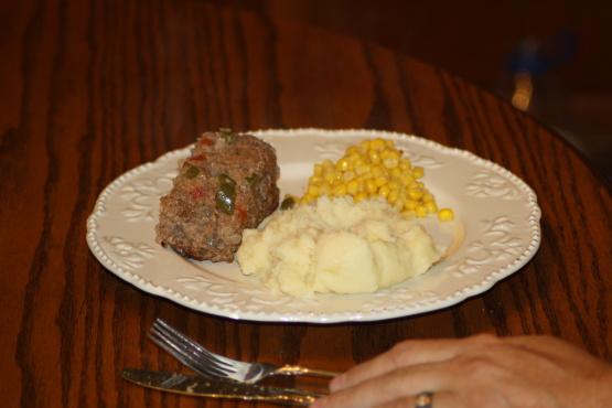 Food Recipe Cracker Barrel Meatloaf For A Large Crowd