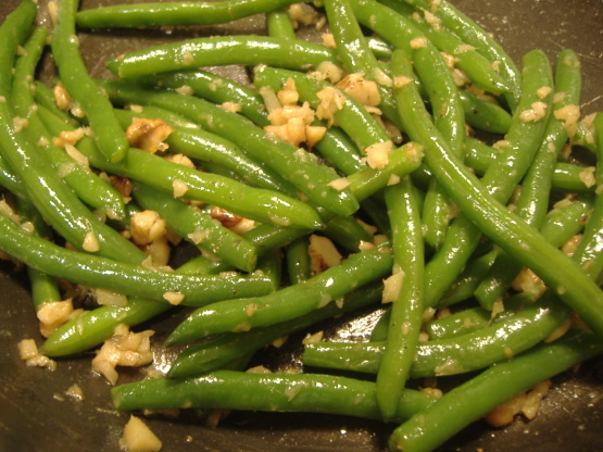 Green Beans With Ginger And Cashews Recipe - Food.com