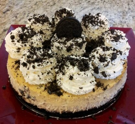 Cheesecake Factory Oreo