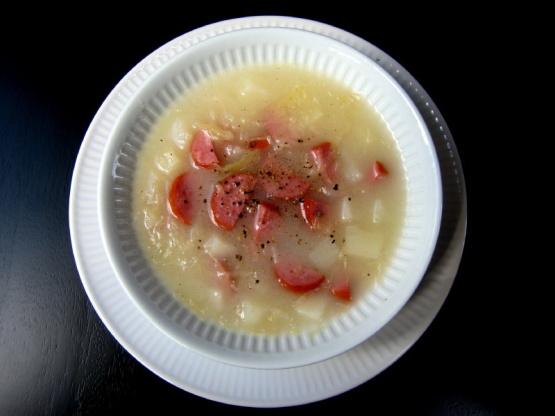 Czech sauerkraut soup recipe genius kitchen like forumfinder Gallery