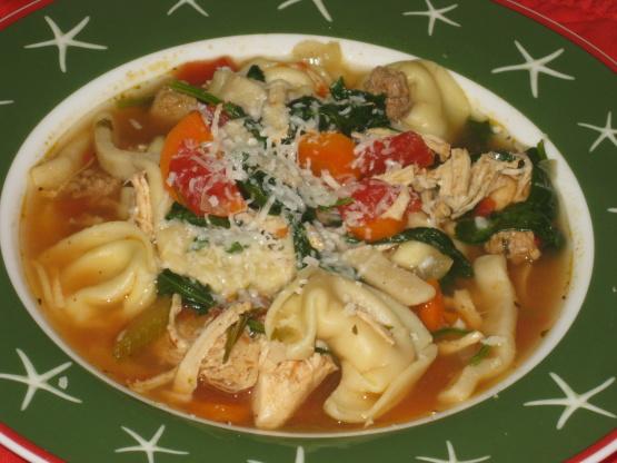 Italian Wedding Soup Firehouse Style Recipe