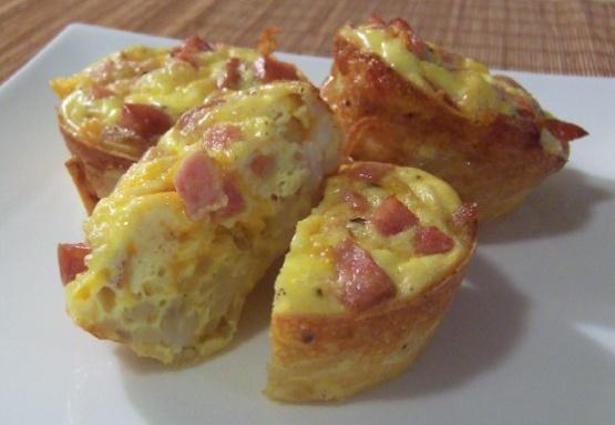 Smoked Sausage And Potato Quiches Recipe - Food.com
