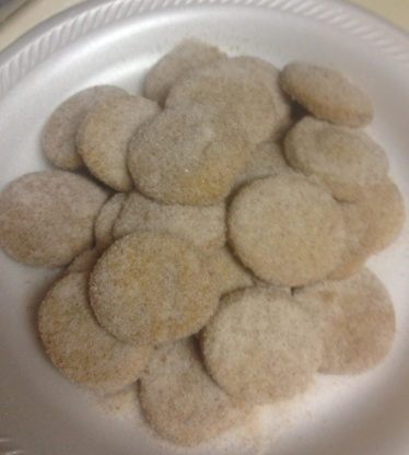 pan de polvo mexican shortbread) recipe genius kitchen