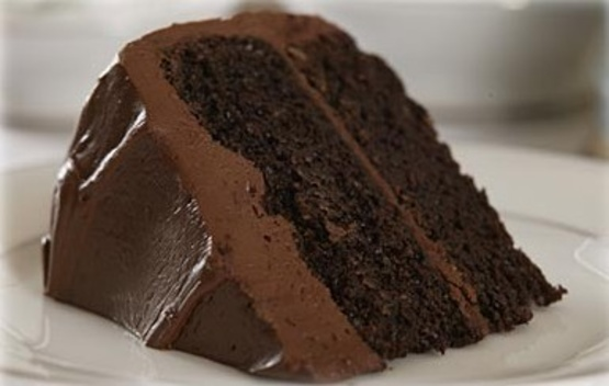 Easy Double Layer Chocolate Cake Recipe