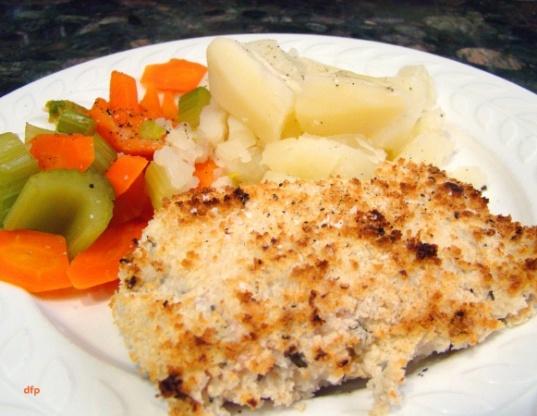 recipe: panko horseradish crusted salmon recipe [8]