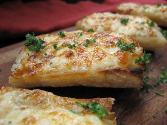 Most Delicious Garlic Cheese Bread Recipe - Food.com