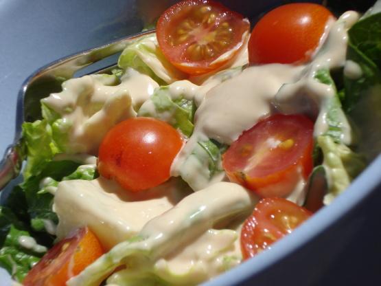 Japanese salad dressing recipes mayonnaise