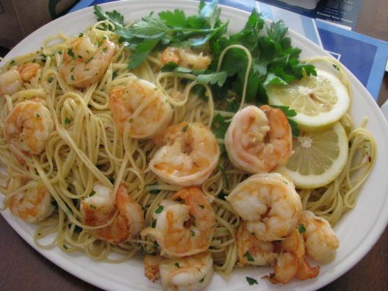 Ina garten recipes shrimp lemon pasta