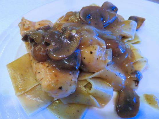 Weight watchers chicken marsala recipes
