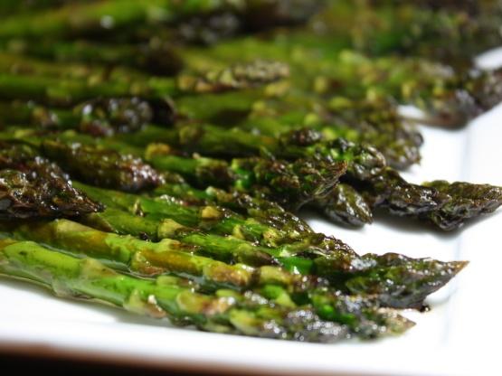 Lemon roasted asparagus recipe healthynius kitchen like ccuart Choice Image