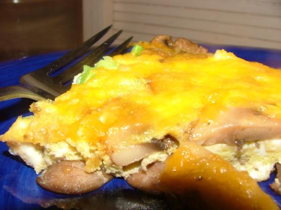 Mushroom Cheese Frittata Recipe - Food.com