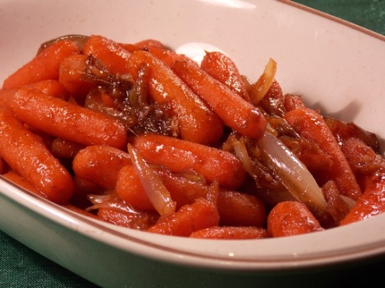 carrots ginger glazed carrots classic glazed carrots recipe a simple ...