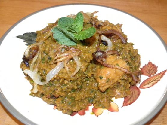 chicken haleem recipe in hindi