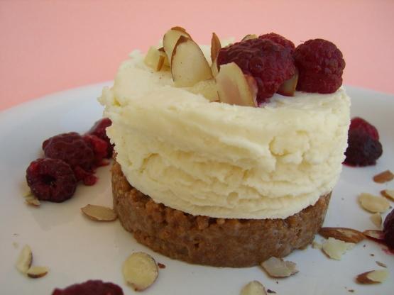 Mini Mascarpone Cheesecakes Recipe - Dessert.Food.com