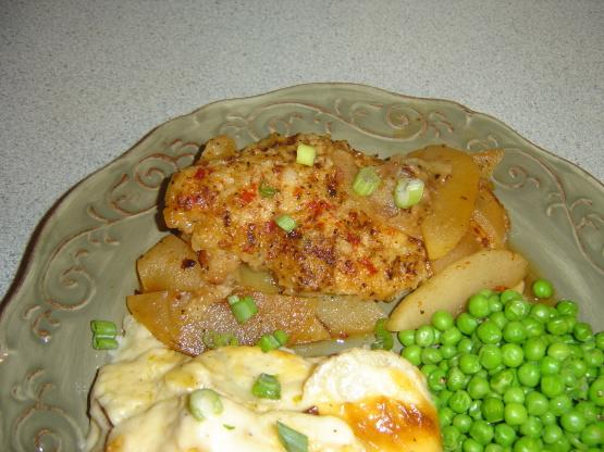Apple Pepper Chicken Recipe - Food.com